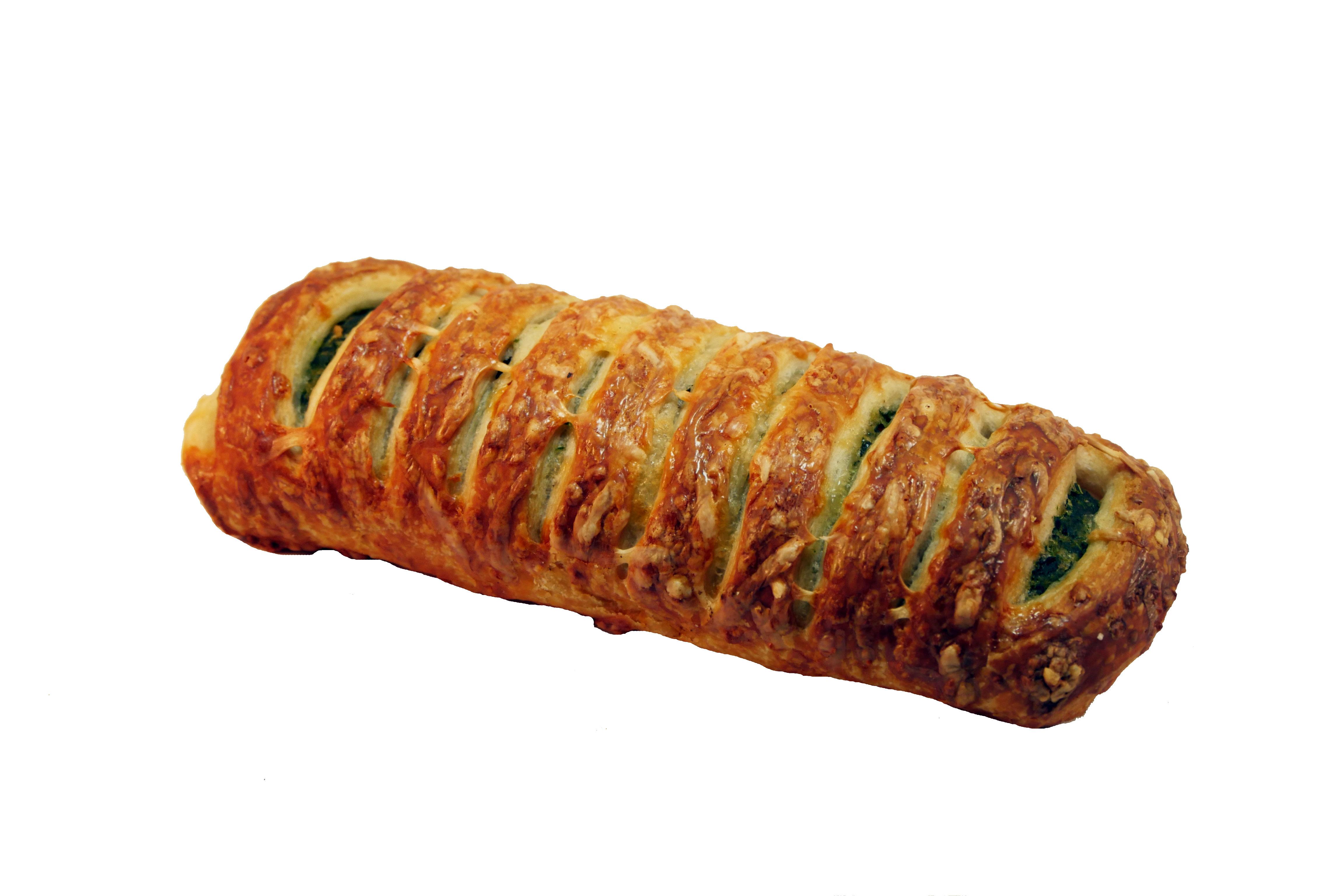 Spinat-Snack