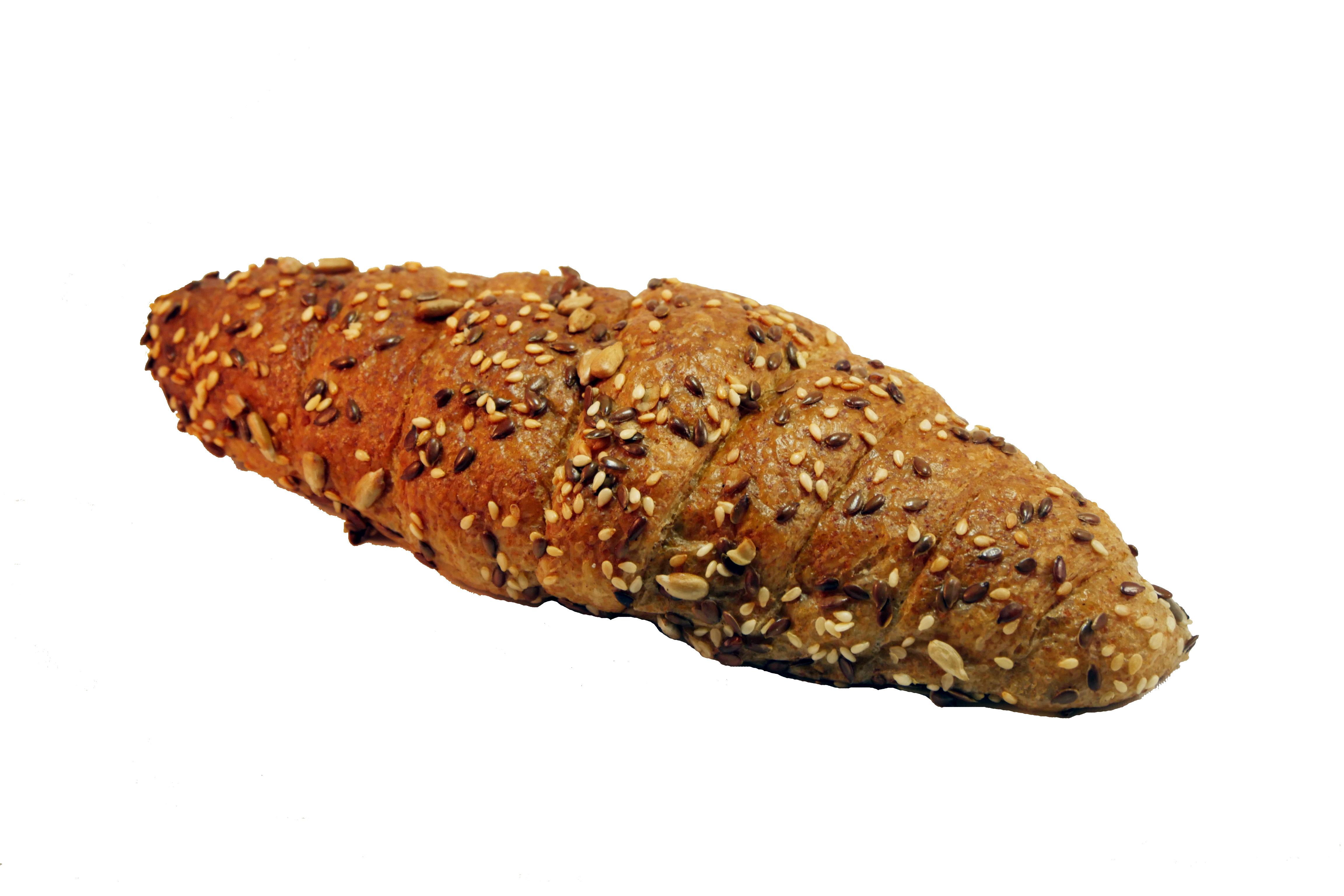 Vollkorn-Croissant