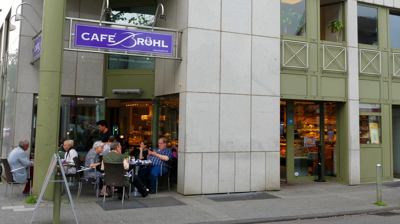 Café Bröhl